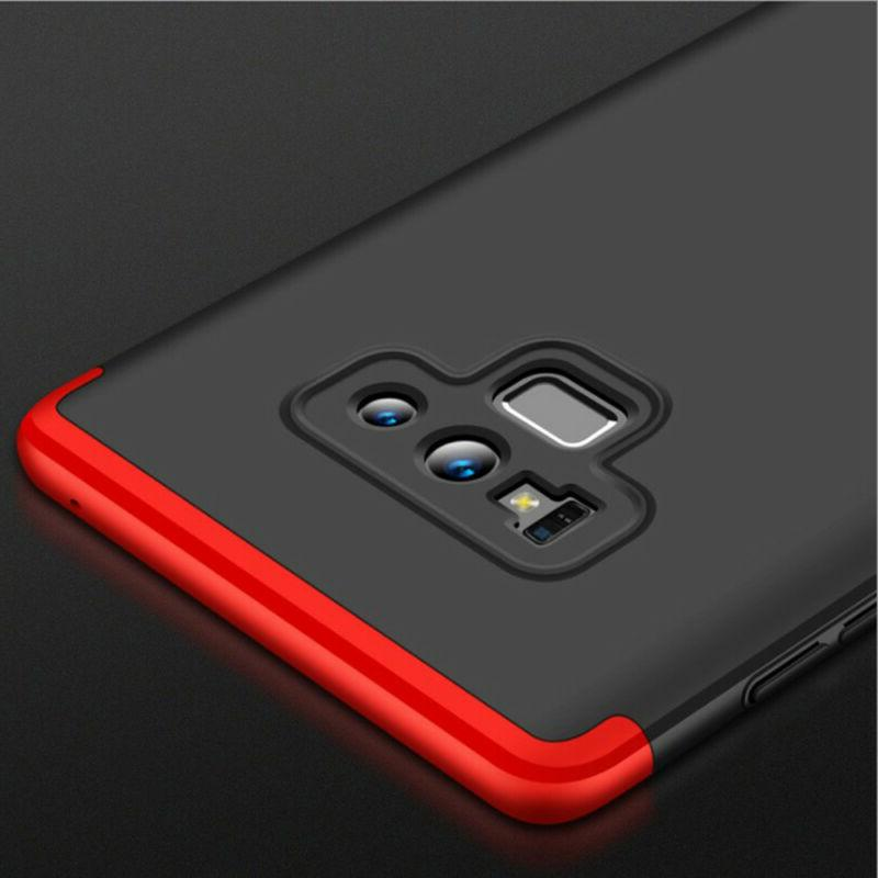 For Galaxy Note 10 SHOCKPROOF 360 Case+Screen Protector