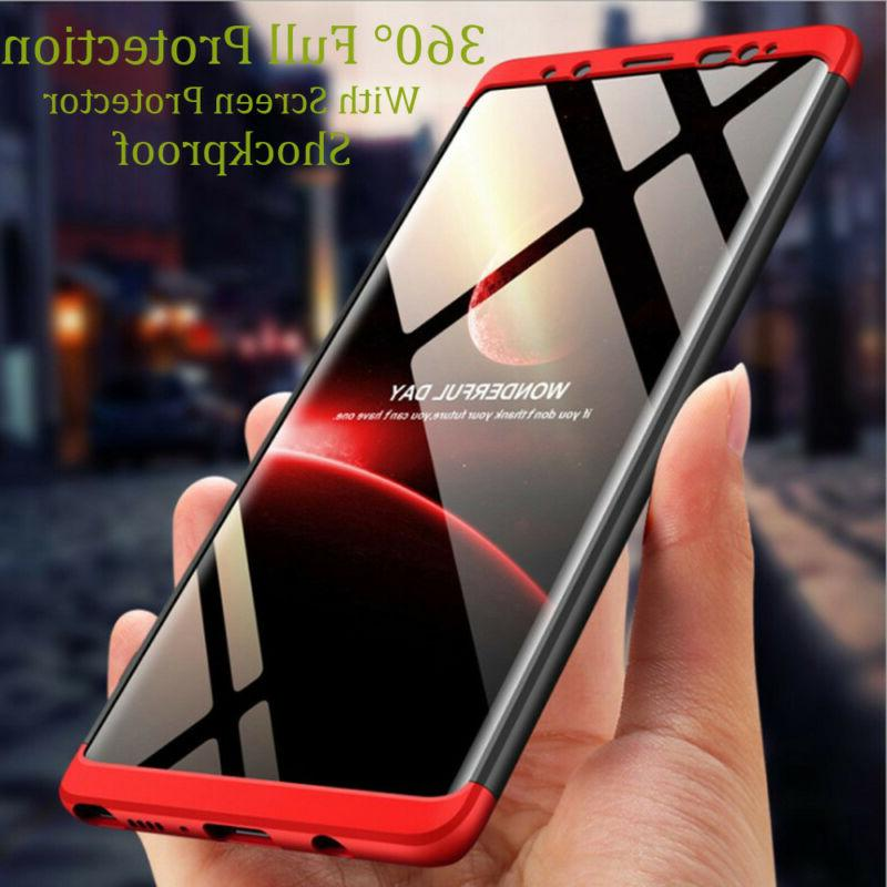 For Galaxy 10 Plus SHOCKPROOF SLIM 360 Protector