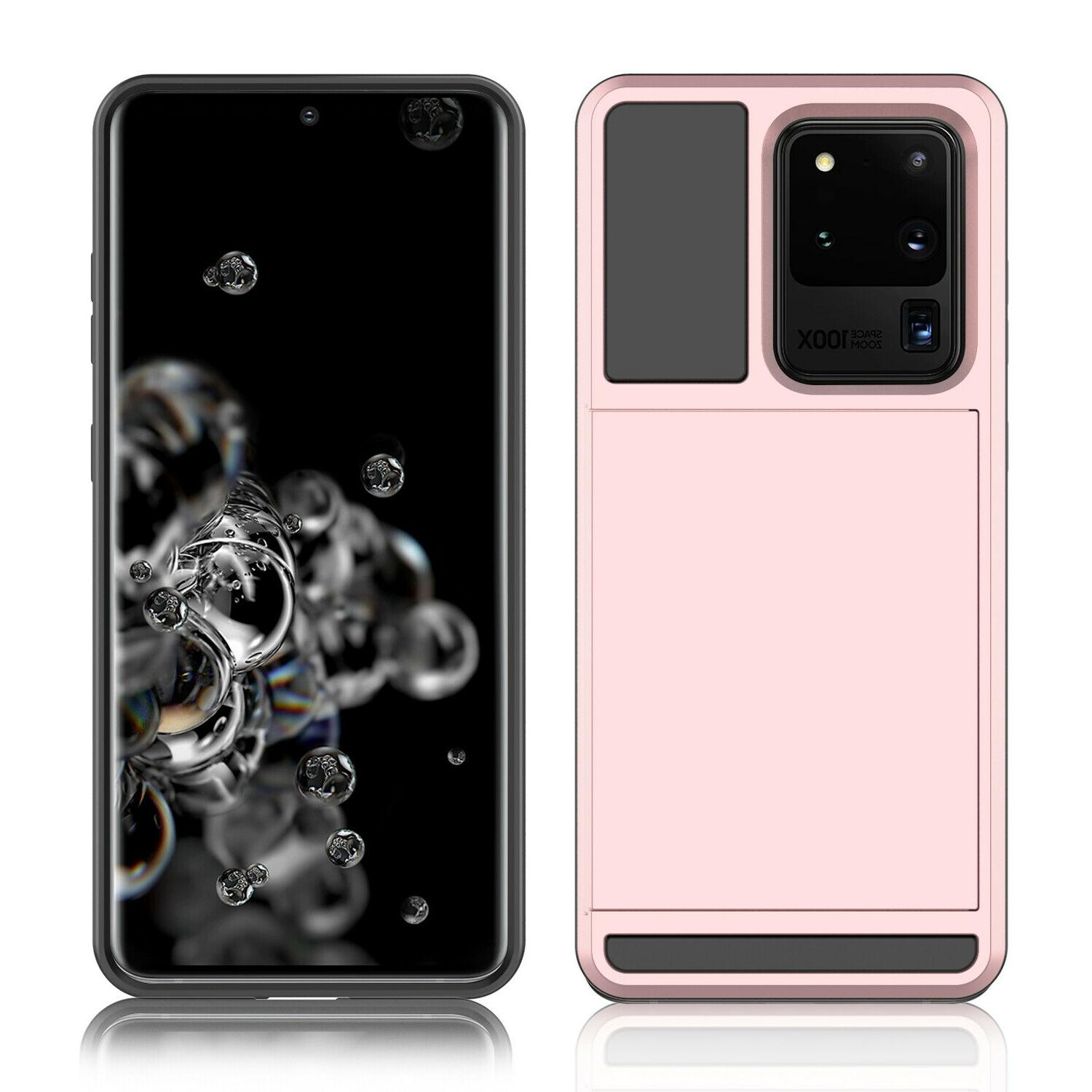 For Galaxy Ultra 5G/Note 10 Case With Card Holder
