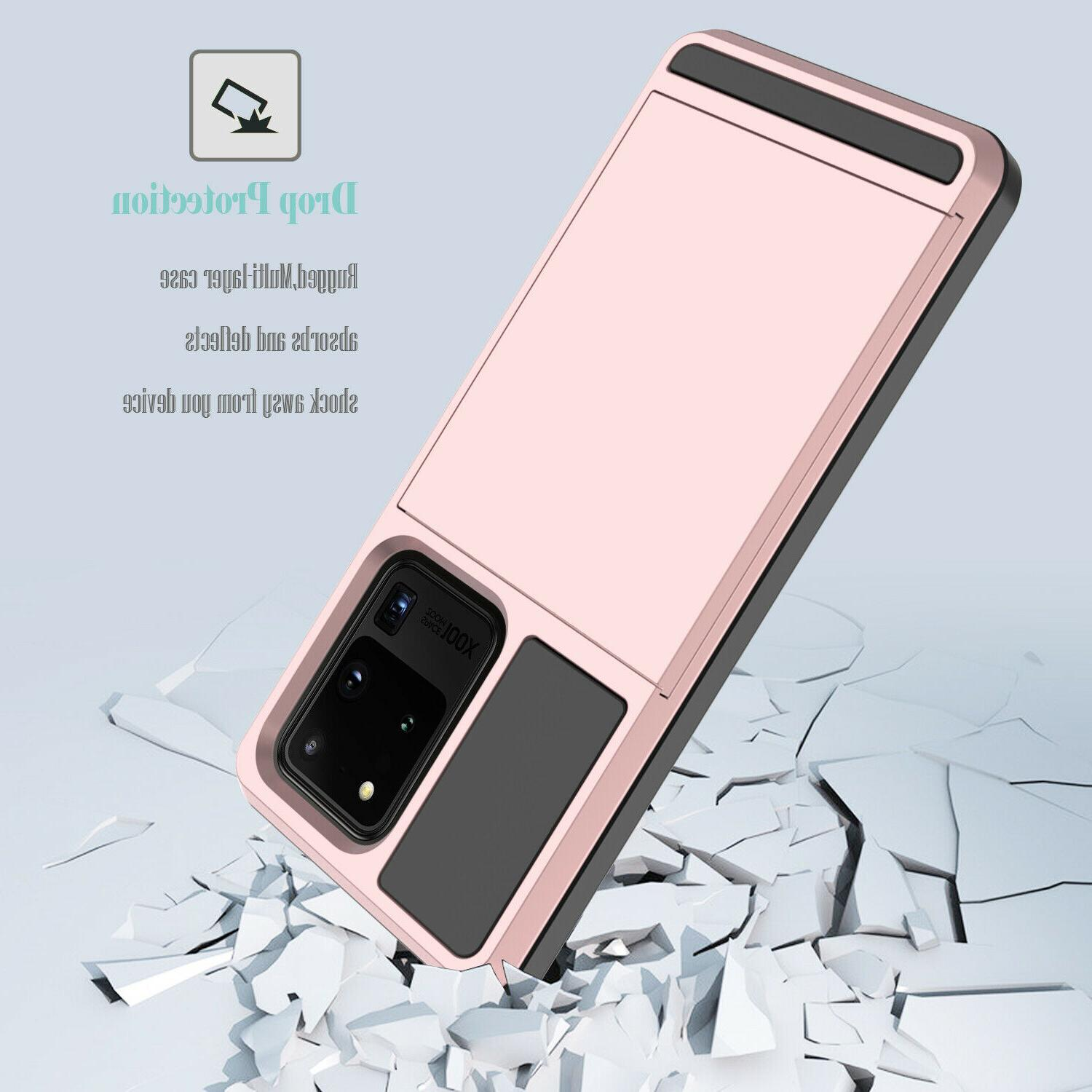 For Galaxy Ultra 5G/Note Case With Holder