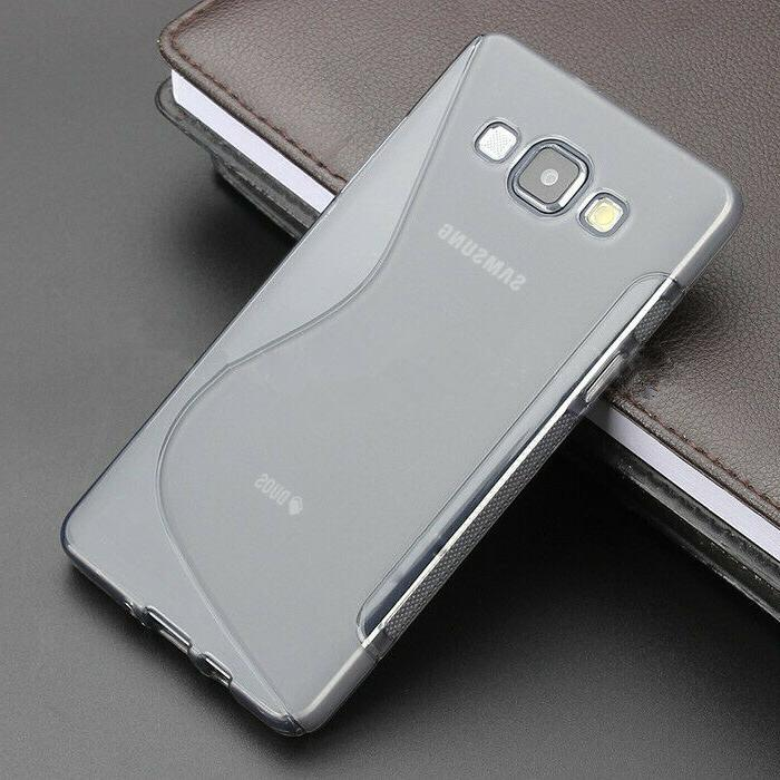 For Samsung Note8 S-Line TPU Back Cover Shockabsorbent
