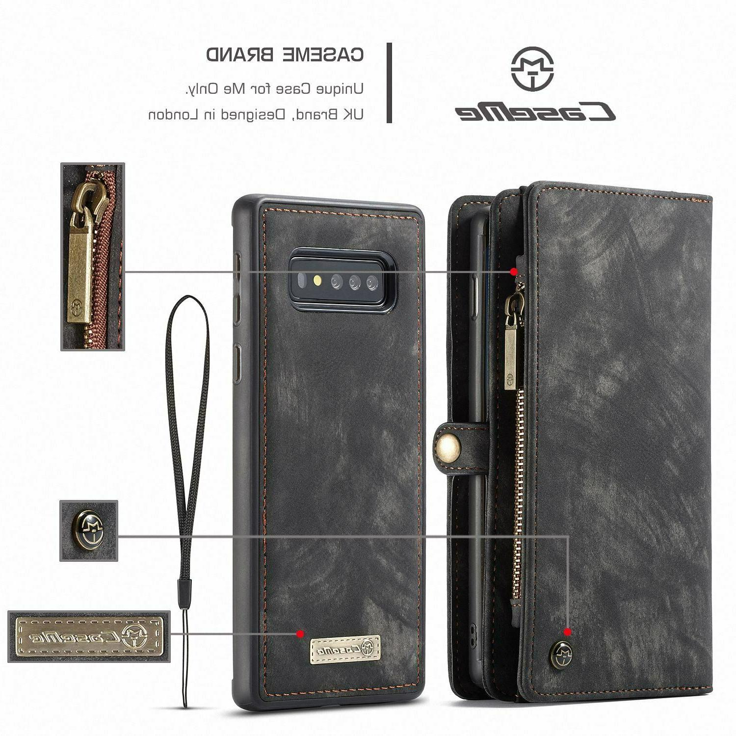 For Galaxy 5G S10e Leather Removable Cover