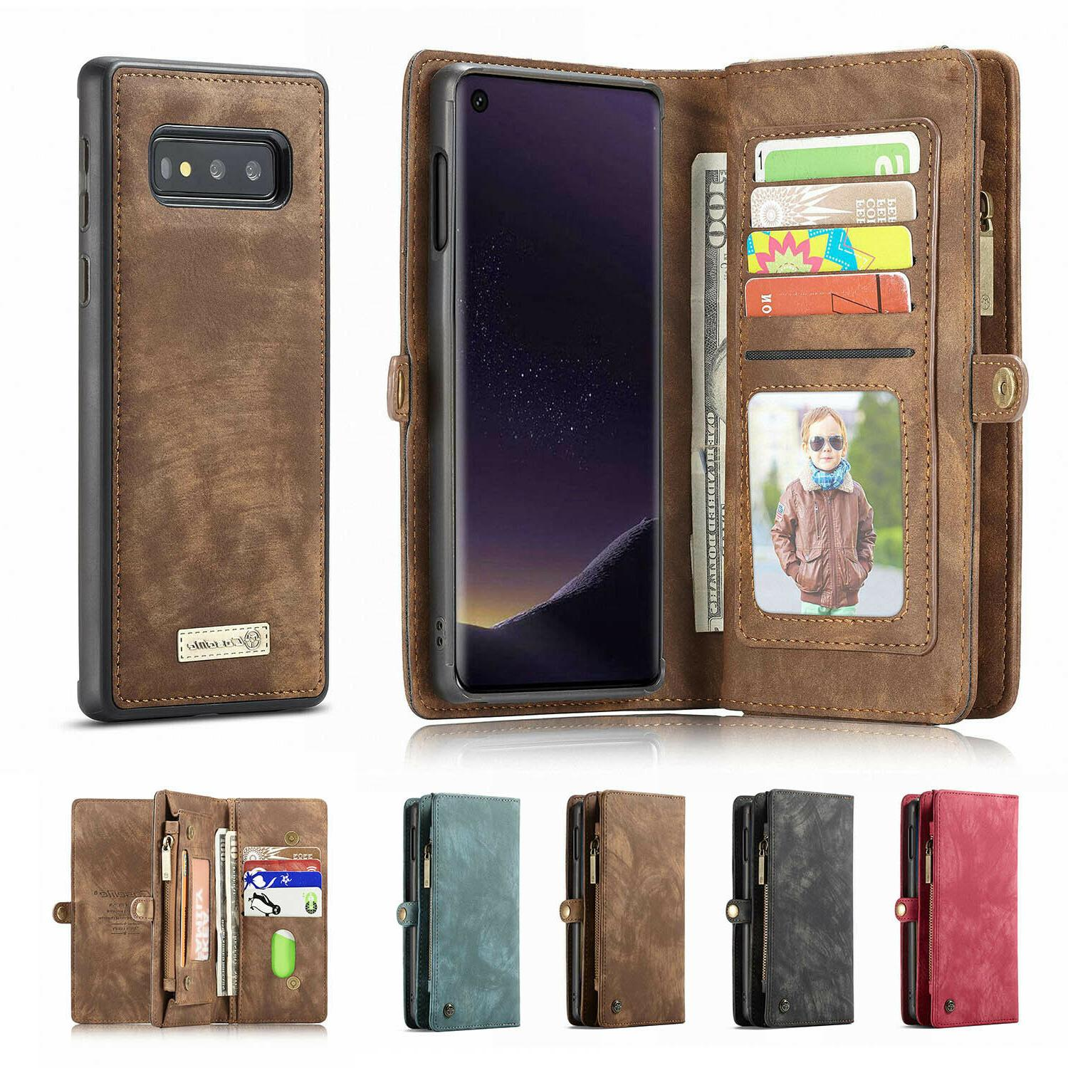 For 5G Leather Case Cover