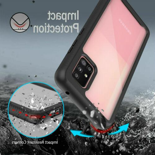 For FE 5G Full-Body Clear Case Screen Protector