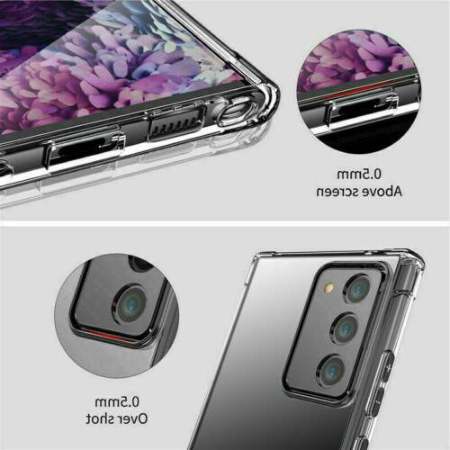 For FE 5G Case Flexible TPU Cover