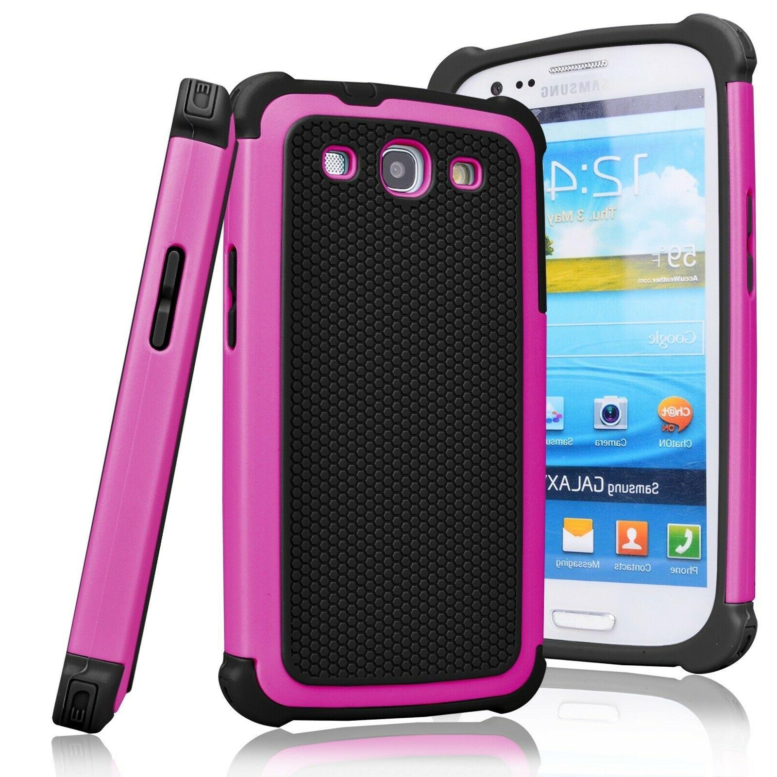 For Samsung Galaxy S5 Armor Shockproof Case Cover