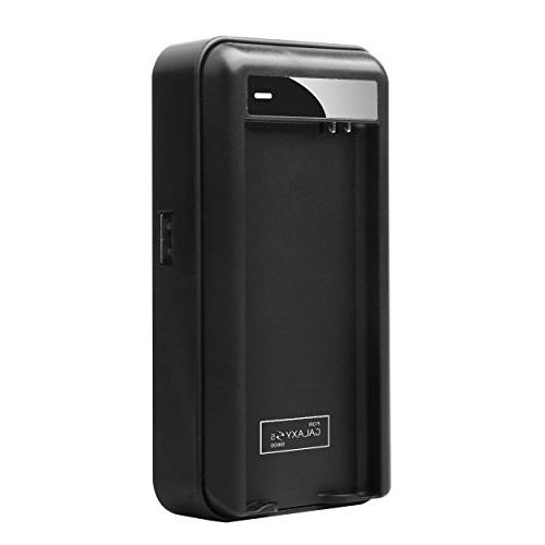 Samsung S5 Battery Charger: Intelligent Portable USB Travel Charger for S5 & Spare battery - Battery Not