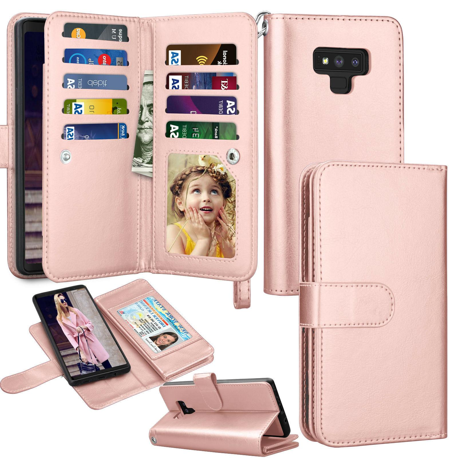 For Samsung 20 Plus Leather Wallet Case Cover