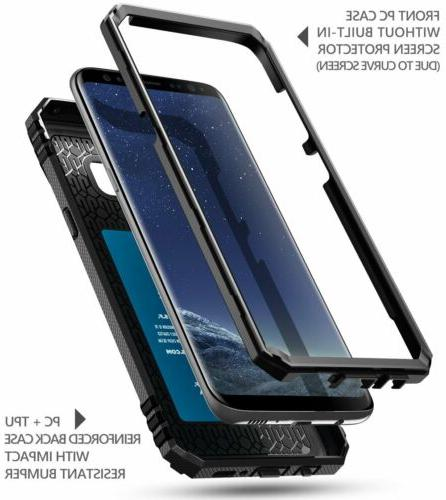 For Samsung | Rugged Case