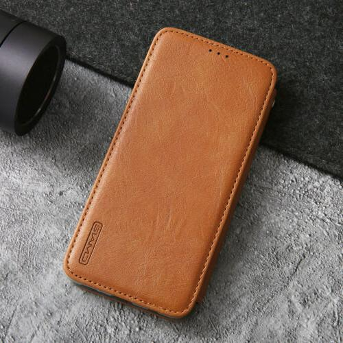 For S10 Case Leather Stand Holder Protective Cover