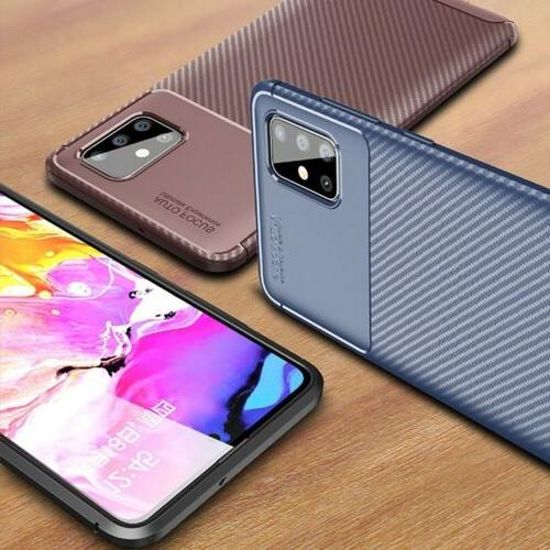 Shockproof Case Galaxy A71 5G 20 10E NOTE20 10 S9 PLUS