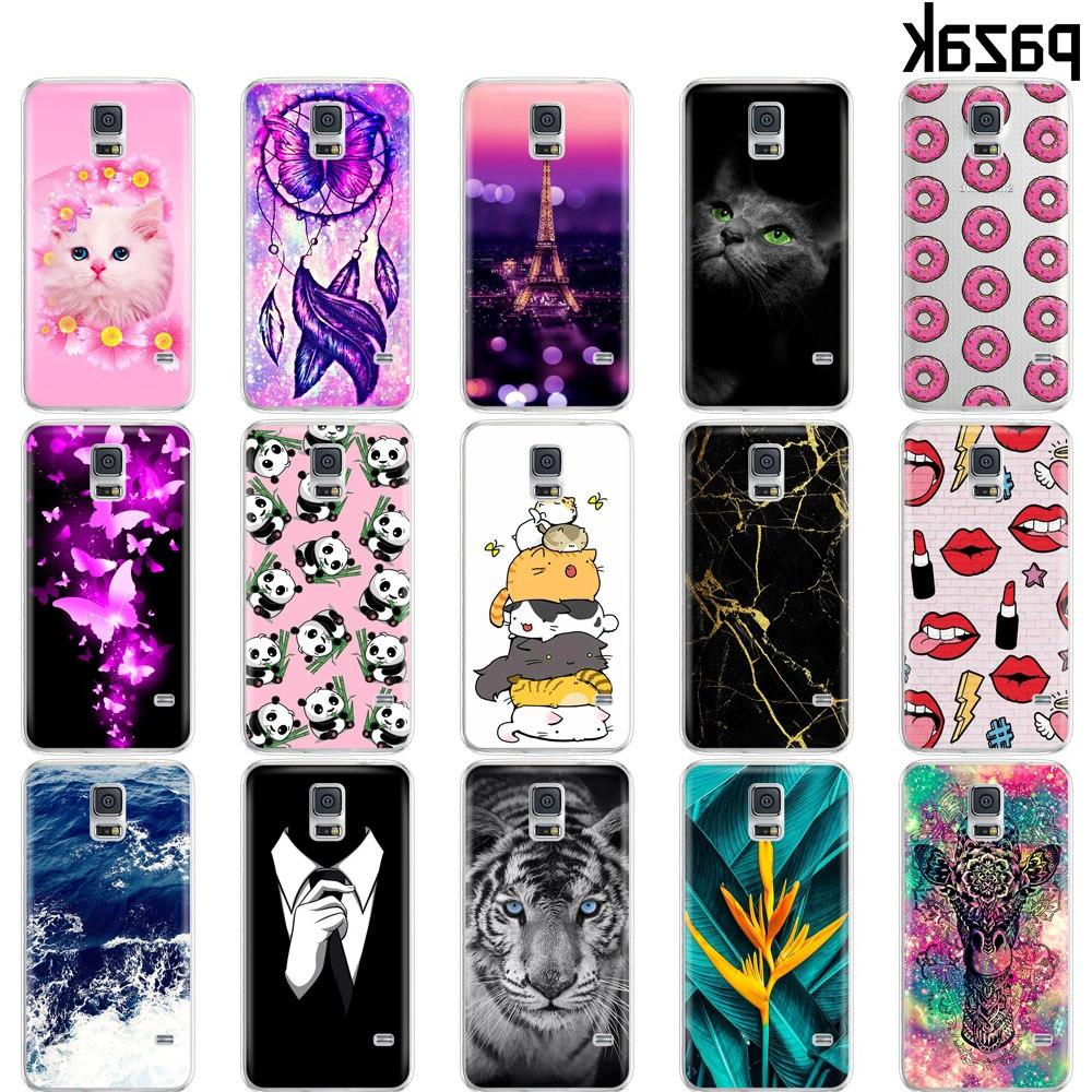 Silicone case For <font><b>Galaxy</b></font> <font><b>S5</b></font> phone Cover Neo Case Capa For <font><b>Samsung</b></font> pop bag