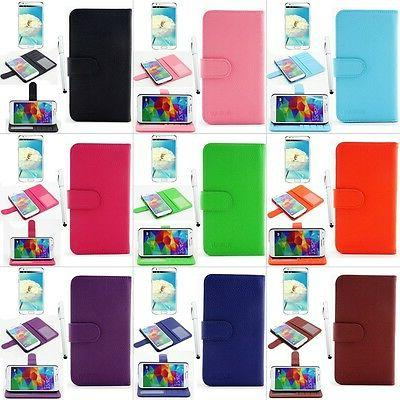 Leather Flip Cover S5 i9600