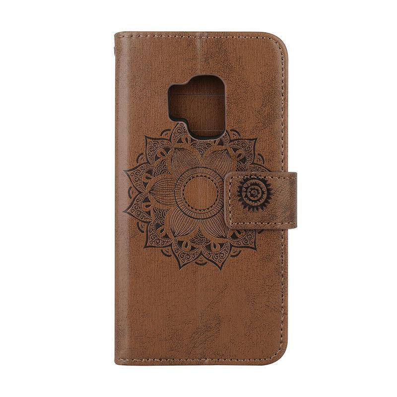 Wallet Phone Case For Samsung Galaxy S10 A5 J3