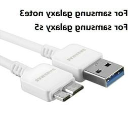 Lot 10 Pack Samsung Galaxy S5 Note 3 USB Sync Data Charger C
