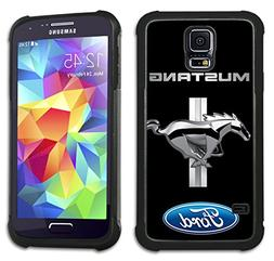 Maximum Protection Case / Cover with Cushioned Corners for S