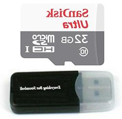 Sandisk Micro SDHC Ultra Memory Card for Samsung Galaxy S7 /