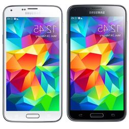 New Samsung Galaxy S5 SM-G900A 16GB 4G LTE AT&T T-Mobile Sma