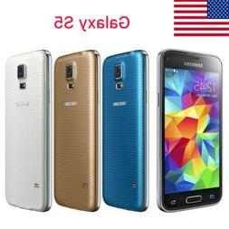New Samsung Galaxy S5 SM-G900A AT&T Factory Unlocked 16GB Sm
