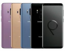 New Samsung Galaxy S9 G960U 64GB FACTORY UNLOCKED AT&T T-Mob