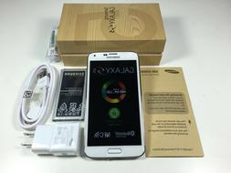 New Samsung SM-G900A Galaxy S5 Shimmery White 16GB WiFi AT&T