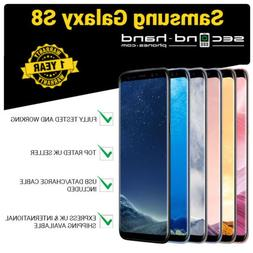 UNLOCKED Samsung Galaxy S8 S7 Edge S7 S6 S5 Note 5 Note4 Not