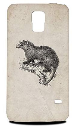 Opossum Hard Phone Case Cover for Samsung Galaxy S5
