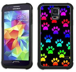 Paw Prints - Maximum Protection Case / Cover with Cushioned