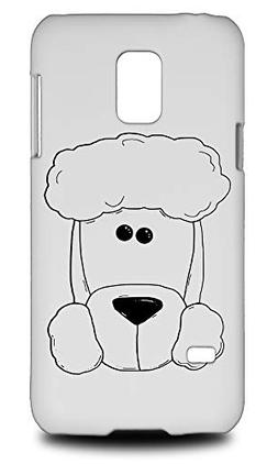 Poodle Dog 10 Hard Phone Case Cover for Samsung Galaxy S5 mi