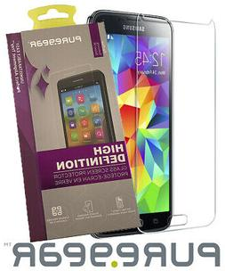 PUREGEAR PURETEK 9H TEMPERED GLASS SCREEN PROTECTOR + TRAY F