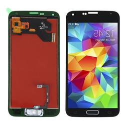 Replace Parts For Samsung Galaxy S5 i9600 G900A LCD Screen D
