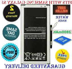 New 2800mAh Replacement Battery For Samsung Galaxy S5 SV i96