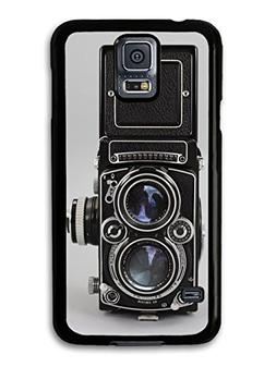Retro Twin Lens Camera Cool Cute New Design case for Samsung