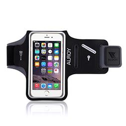 Running Armband for Apple/Samsung,YORJA iPhone X/8/7/6/6s &