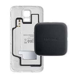 S5  Samsung Set Inductive Charger + Cover