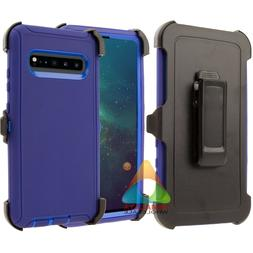 For Samsung Galaxy S10 5G Case  Holster Shockproof