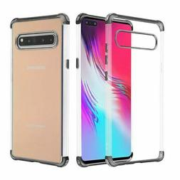 For Samsung Galaxy S10 5G Clear Black Klarion Candy Protecti