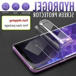 HYDROGEL Samsung Galaxy Note 10 5G Plus 8 9 S10 e S9/8+ S7 E