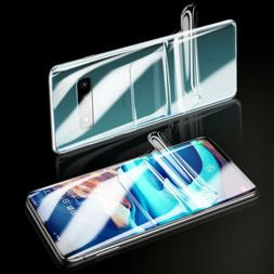 For Samsung Galaxy S10 5G S10 Plus Note 9 S9 Hydrogel Screen