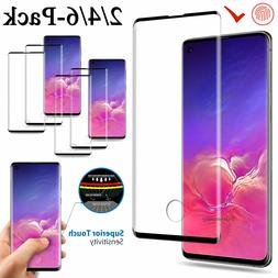 Samsung Galaxy S10 Plus/Note 10+/S10e Full Cover Tempered Gl