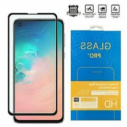 For Samsung Galaxy S10 Plus 10e 5G Full Cover 3D Tempered Gl