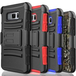 For Samsung Galaxy S10/S10e/S10 5G/S10 Plus Case +Tempered G