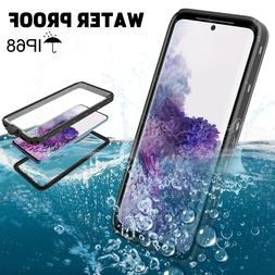 For Samsung Galaxy S20 5G Phone Case Built-in Screen Protect