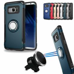 For Samsung Galaxy S20 5G S10 S9 Note 10 Phone Case Magnetic