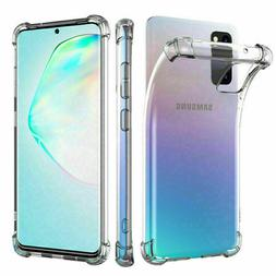 For Samsung Galaxy S20 FE 5G Shockproof Soft Case Flexible T