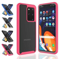 For Samsung Galaxy S20 Plus S20 Ultra 5G Case Shockproof Bum