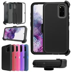 For Samsung Galaxy S20/Plus/Ultra 5G Case With Stand Clip Sh