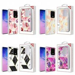 Samsung Galaxy S20 Ultra 5G Marble Cute Fusion Design Womens