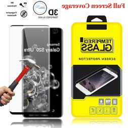 For Samsung Galaxy S20 Ultra Plus 5G Full Screen Protector T