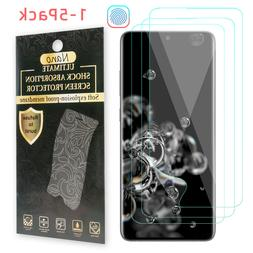 For Samsung Galaxy S20 Ultra Plus 5G Fingerprint Soft Hydrog
